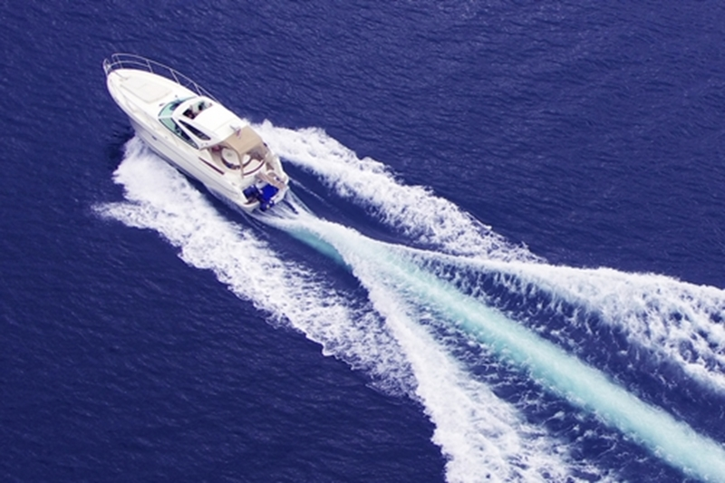 Powerboats are among the most popular vessel varieties.